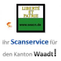 Ihr Scanservice für den Kanton Waadt