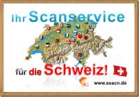 Ihr Scanservice für die Schweiz