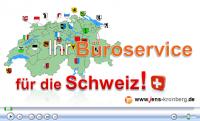 Ihr Büroservice für die Schweiz