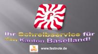 Ihr Schreibservice für den Kanton Baselland