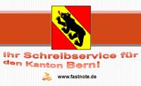 Ihr Schreibservice für den Kanton Bern
