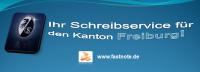 Ihr Schreibservice für den Kanton Freiburg
