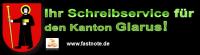 Ihr Schreibservice für den Kanton Glarus