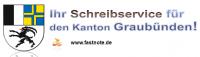 Ihr Schreibservice für den Kanton Graubünden