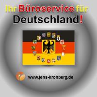 Ihr Büroservice für Deutschland