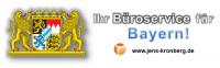 Ihr Büroservice für Bayern