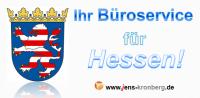 Ihr Büroservice für Hessen