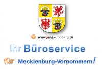 Ihr Büroservice für Mecklenburg-Vorpommern