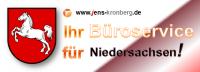 Ihr Büroservice für Niedersachsen