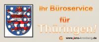 Ihr Büroservice für Thüringen