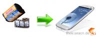 Bilder von APS-FIlmen digitalisieren für Smartphone
