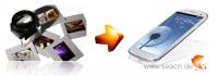 Bilder von Dias digitalisieren für Smartphone