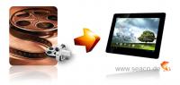 Bilder von Negativfilmen digitalisieren für Tablet PC