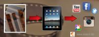 Bilder von Negativfilmen einscannen für Tablet PC