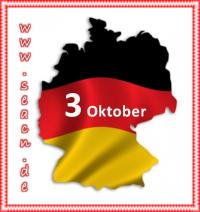 3 Tag der Deutschen Einheit 3. Oktober 2012