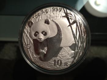 Panda 2001 D