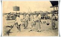 1902 ceremonial activities of the annual Ploughing Day, Dusit Park Bangkok