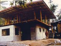 Hausbau 1990