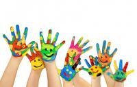 Bunte Hände 2