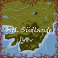 Hauptverbreitungsgebiet in den Südlanden