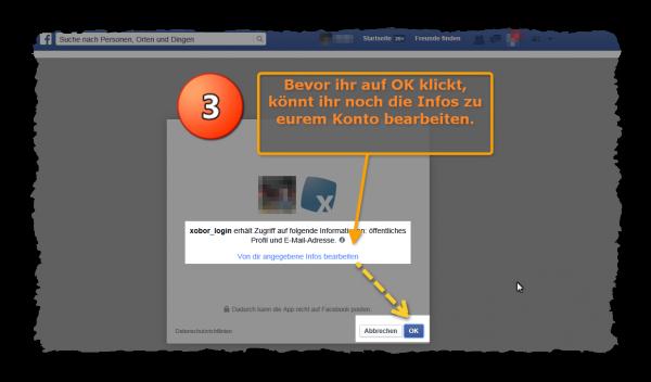facebook anmelden neu