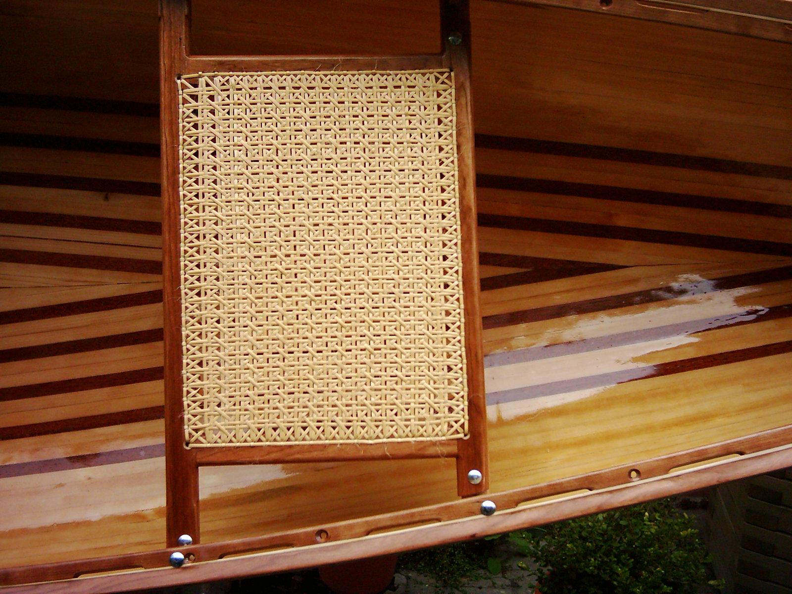 allgemeines canadierforum welches material f r flechtsitze. Black Bedroom Furniture Sets. Home Design Ideas