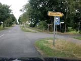 Anfahrt Landstraße rechts ab.JPG