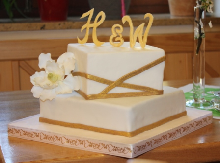 Torte Torte Goldene Hochzeit Eltern Torte Goldenen Hochzeit Torte ...
