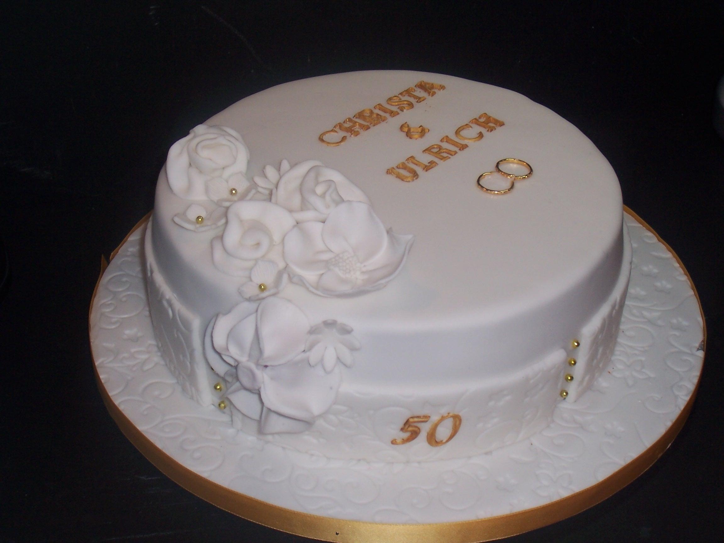 50. Hochzeitstag-