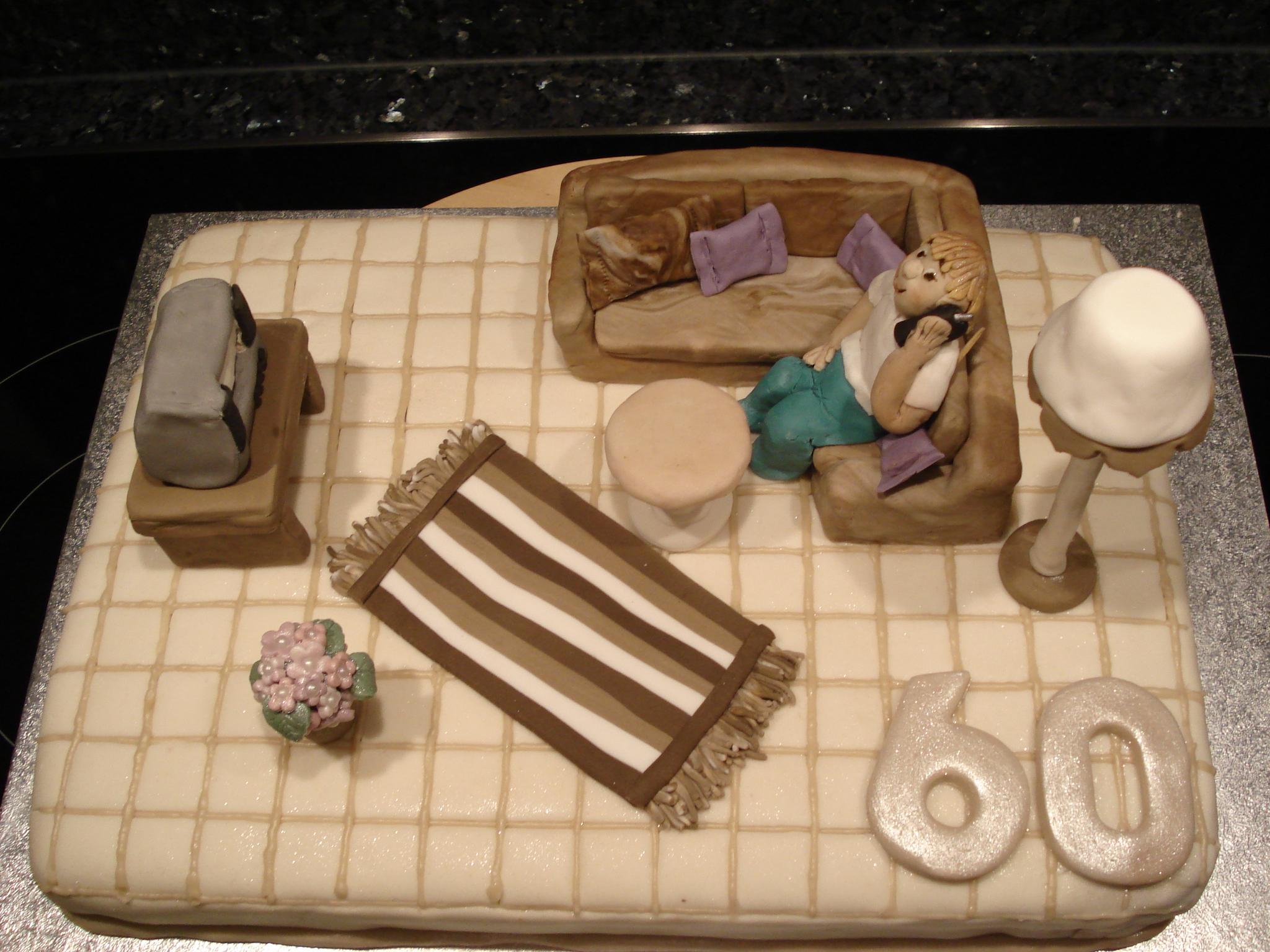 Как оформить торт в домашних условиях фото для мужчин