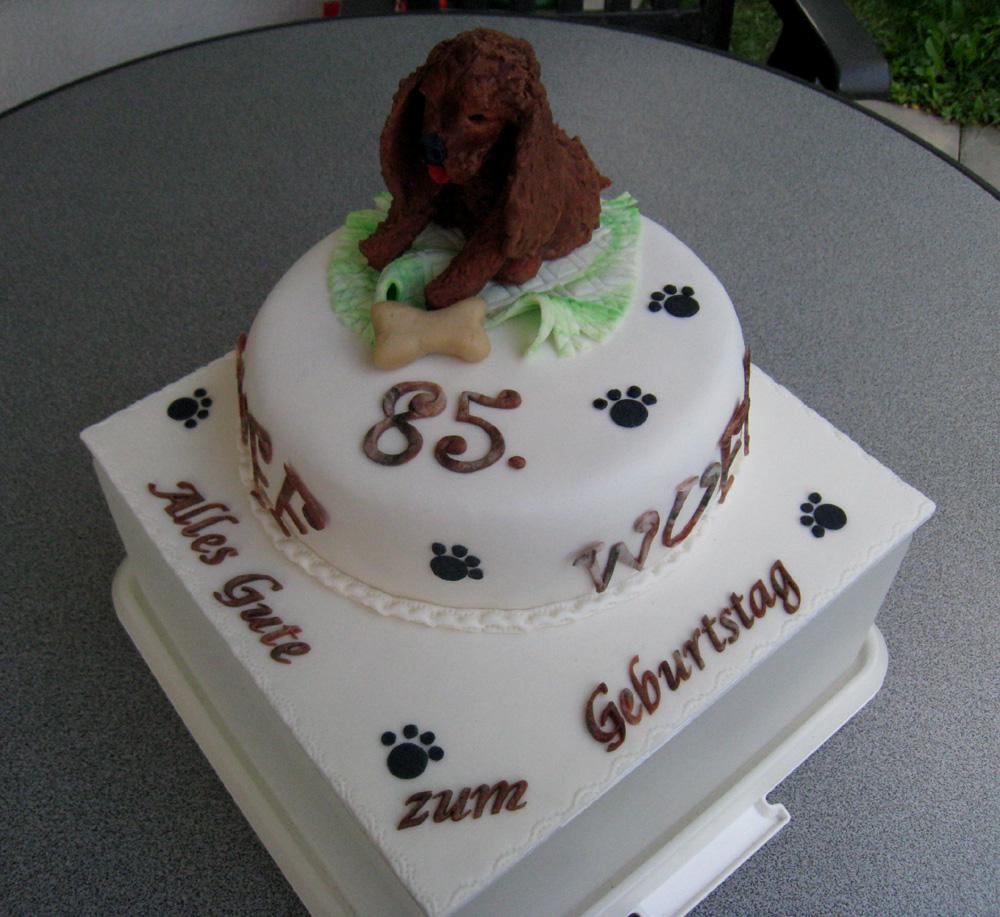 Geburtstag erwachsene ein hund zum 85 geburtstag - Geschenke zum 85 geburtstag ...