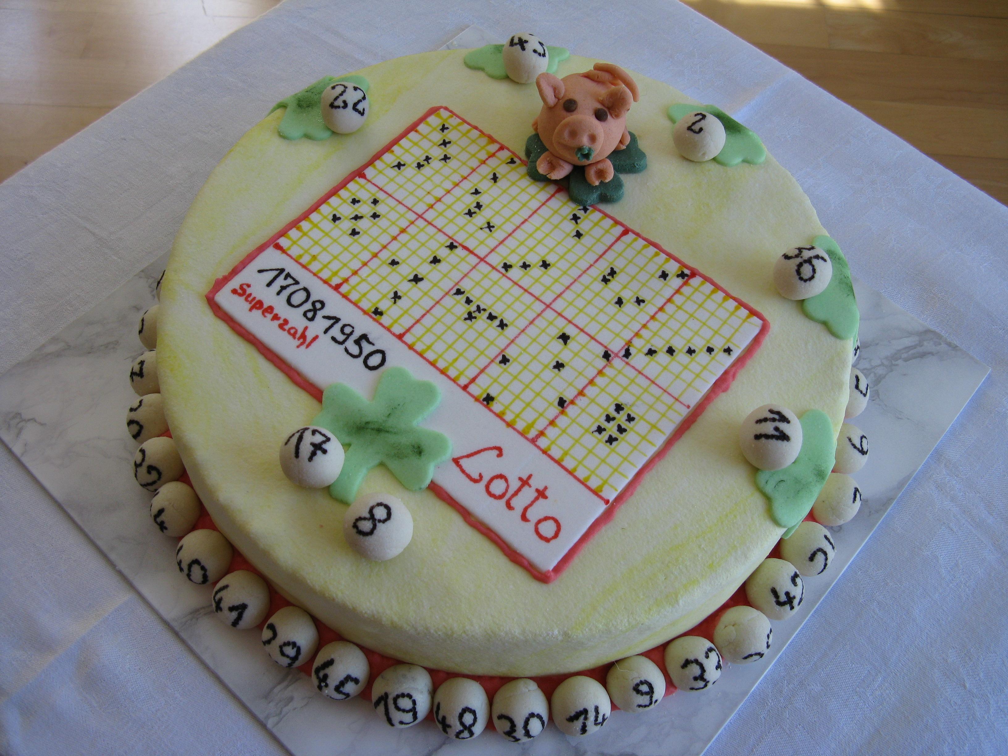 Lotto Geburtstag