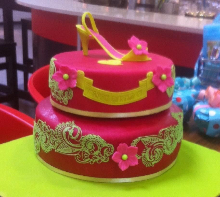 Tussi Torte