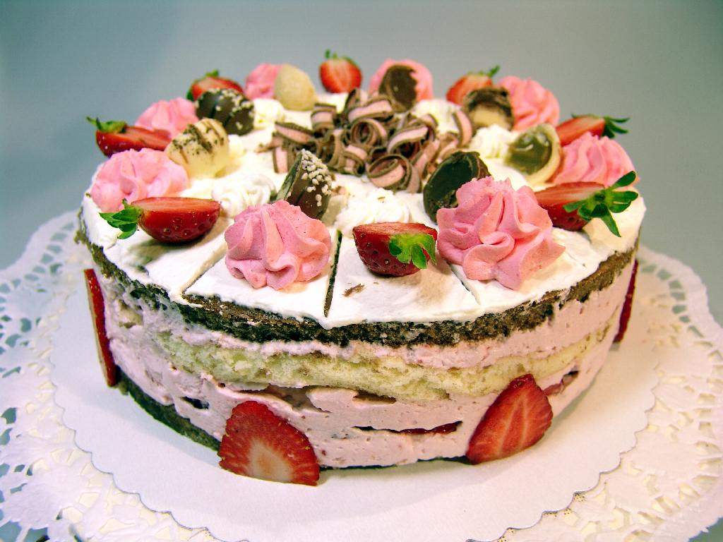 огромный торт картинки