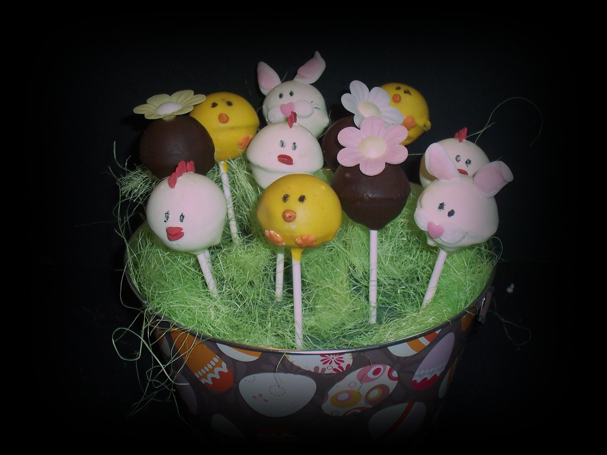 cupcakes cakepops pl tzchen petit fours etc oster cake pops. Black Bedroom Furniture Sets. Home Design Ideas