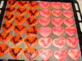 Herzen orangen und pink.JPG