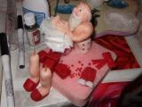 Santa in boxers and still in bits.JPG