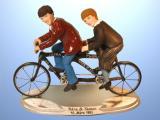Tortenfiguren mit Tandem Petra und Thomas hp667x500.jpg