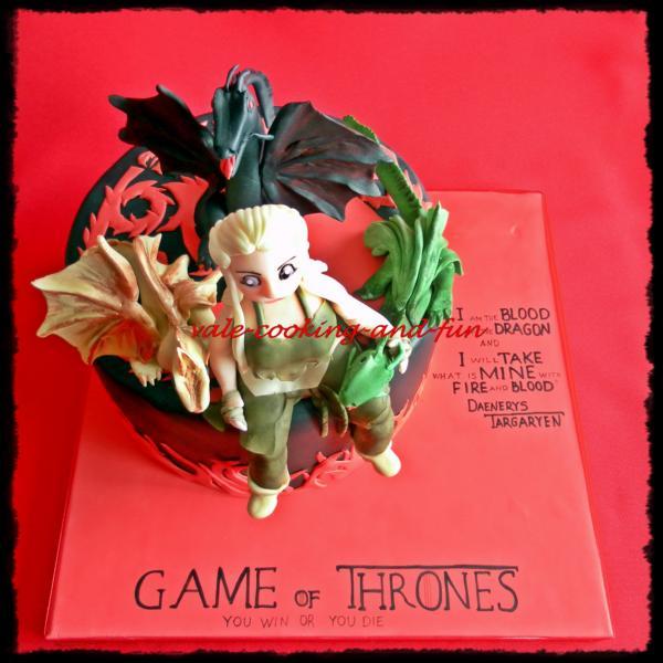 besondere anl sse 2 game of thrones cake meine 3. Black Bedroom Furniture Sets. Home Design Ideas