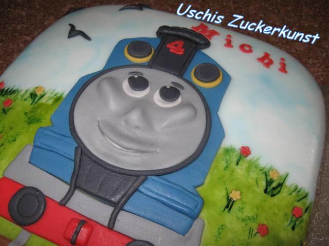 Geburtstag-Kinder » Thomas die Lokomotive - für die Kita....