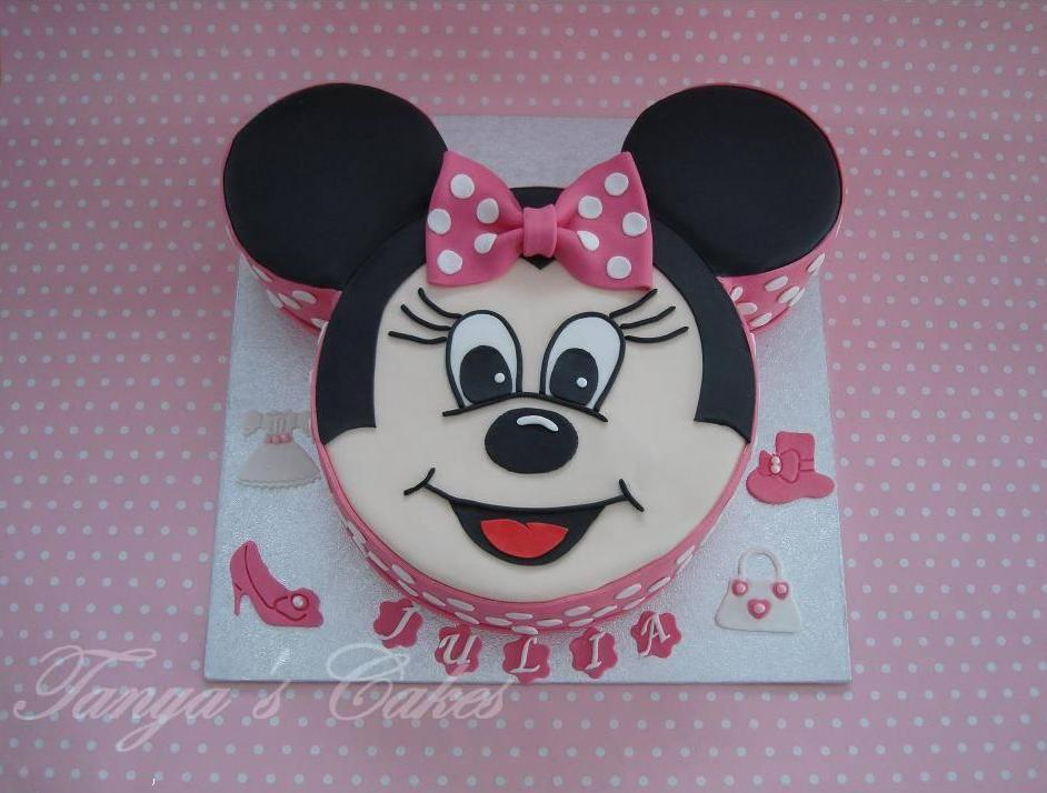 minnie mouse torte imagui. Black Bedroom Furniture Sets. Home Design Ideas