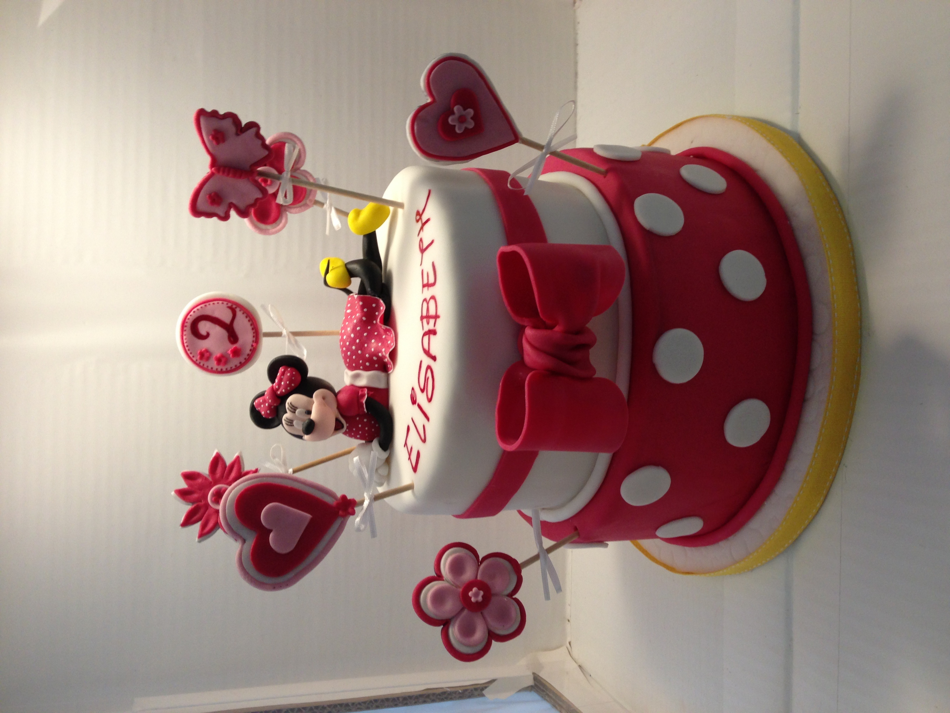 geburtstag kinder minnie mouse zum 2 geburtstag. Black Bedroom Furniture Sets. Home Design Ideas