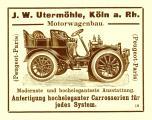 Utermöhle Köln 1903 peugeot 1000.jpg