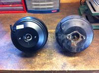 s14 vs. s13 bremskraftverstärker