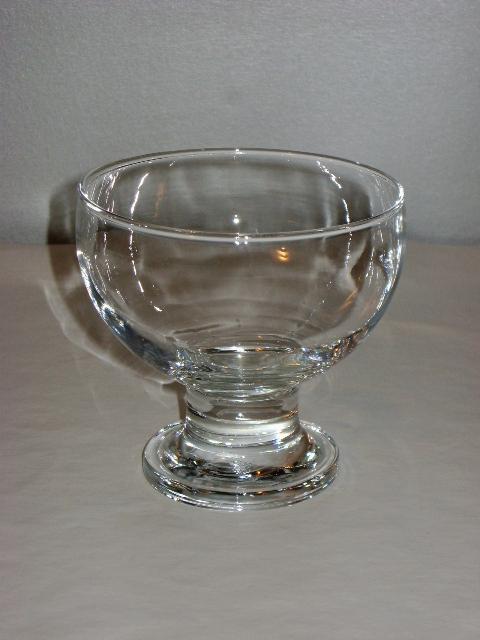 6 kristallglas becher glas eisbecher eisschalen dessertschalen nachtisch schalen ebay. Black Bedroom Furniture Sets. Home Design Ideas
