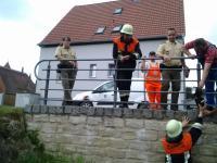 Öl auf Wernsbach 2012