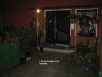 Der Hauseingang -