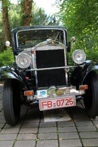 Opel Vorgänger vom P4