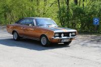 Commodore A GS/E Coupe´