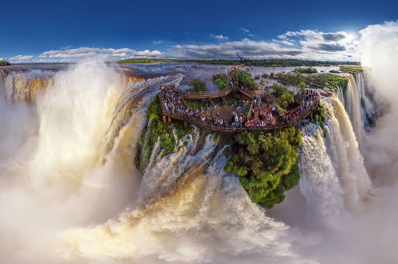Самые красивые места мира в высоком разрешении